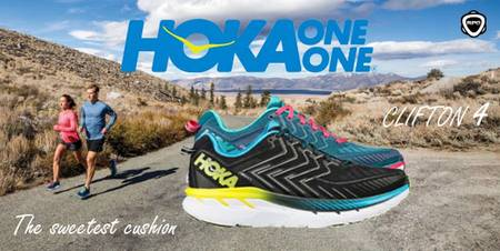 Hoka Clifton 4 | Running Planet Genève