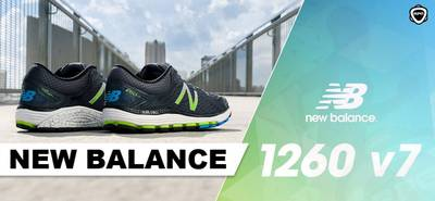 New balance 1260 v7 | Running Planet Genève